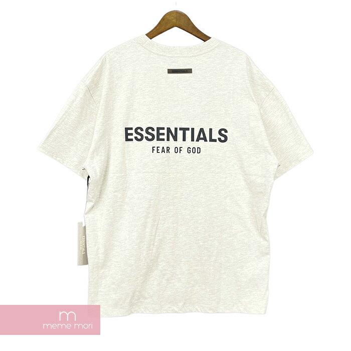 トップス, Tシャツ・カットソー SALEFEAR OF GOD ESSENTIALS 2021SS Short Sleeve Tee T 3D S210614me04