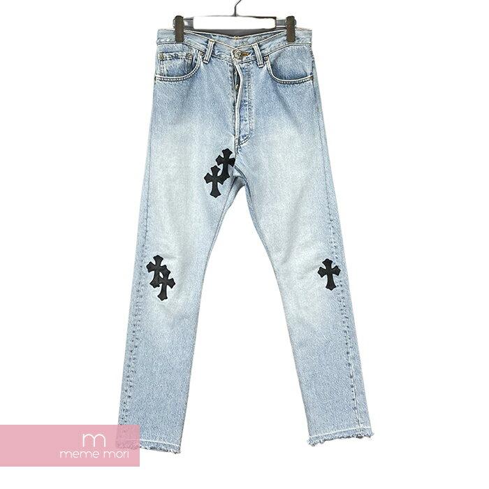 メンズファッション, ズボン・パンツ CHROME HEARTS Denim Pants GALLERY DEPT 28 210620-Bme04