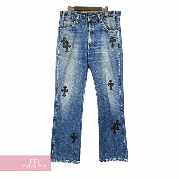メンズファッション, ズボン・パンツ CHROME HEARTS Denim Pants 517 34210707-Bme04