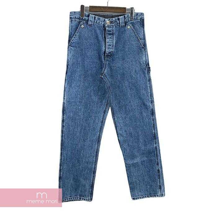 メンズファッション, ズボン・パンツ CHROME HEARTS Denim Pants 33210724-Ame04