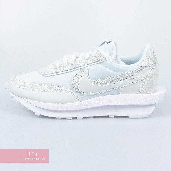 メンズ靴, スニーカー sacaiNIKE 2020SS LD Waffle BV0073-101 LD US8.5(26.5cm)200323me04