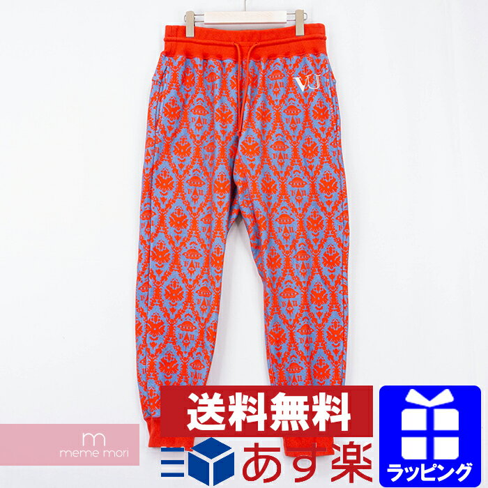 メンズファッション, ズボン・パンツ UNDERCOVERVALENTINO 2019AW Sweatpant UCX4510-4 PT VU Damask 2200812-B