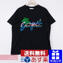GUCCI Print Tee 580762 XJCRA グッチ プリントTシャツ 半袖 カットソ ラメ ブラック サイズXL200924新古品