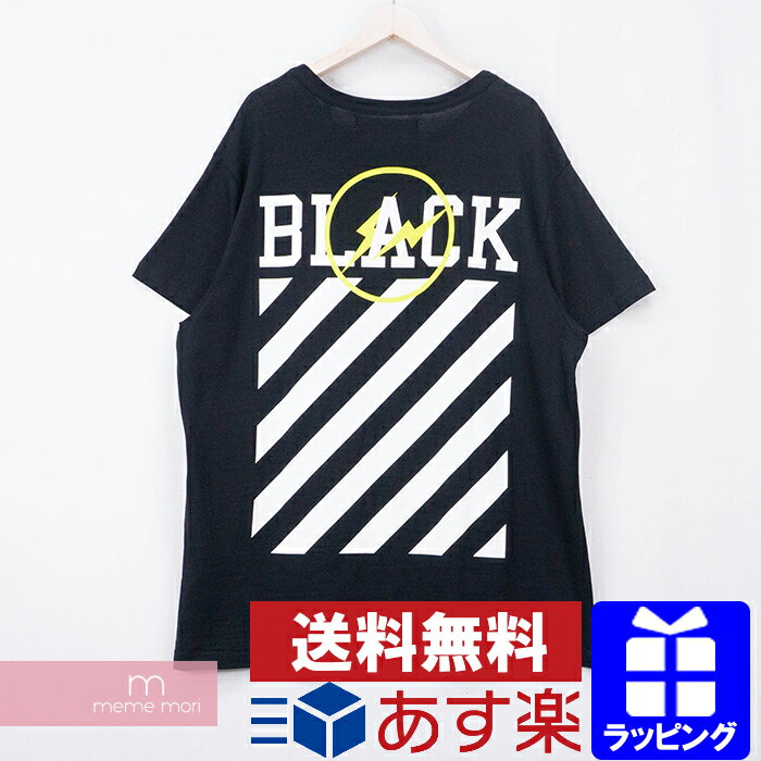 トップス, Tシャツ・カットソー OFF-WHITEfragment design 2016AW Off-Black Carry Over Tee OMAA002F60011681045 T L200930