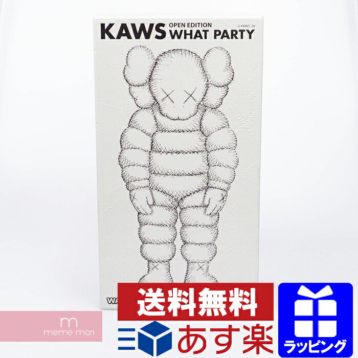 コレクション, フィギュア KAWSMEDICOM TOY 2020AW What Party OPEN EDITION CHUM 201006me04