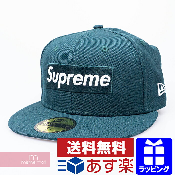メンズ帽子, キャップ SupremeNew Era 2020AW World Famous Box Logo New Era 7 12(59.6cm)201011me04