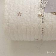 星の刺繍イブルetoilenormal約150×200cm