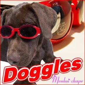 【地域限定・送料無料 NHKおはよう日本で紹介されました】ドグルズ シャイニーレッド(Doggles ...