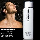 【送料無料 大人の男のスキンケア】DiNOMEN ディノメン メンズローション(ドライ) メンズファッション 男性用化粧品 男性化粧品 化粧水 メンズコスメ メンズスキンケア【あす楽対応】 YOUNG zone 05P03Dec16