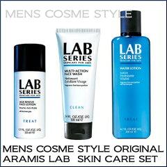男性用化粧品 アラミスラボアラミスLAB メンズスキンケアセットマルチアクションフェースウォ...