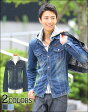 デニムジャケット メンズ デニムシャツ ジャケット xl 大きいサイズ 春 春服 カジュアル メンズファッション メンズスタイル menz-style