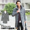 チェスターコート メンズ ロングコート コート アウター イタリアンカラー ジャケット ウール メンズファッション ウール混 暖かい 秋 冬 春 冬服