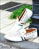 ドライビングシューズ メンズ イタリアライン シューズ 靴