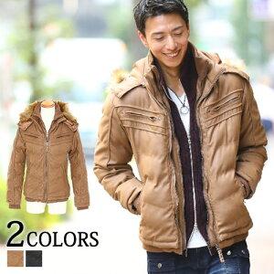 中綿ジャケット メンズ 中綿 アウター ジャケット 冬 服 メンズファッション