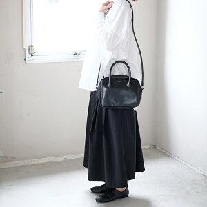 CLASKA DO クラスカ ミニボストンバッグ BANK ブラック 日本製 レディース バッグ カバン オケージョン 軽い 軽量 小さめ シンプル おしゃれ 黒