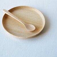 CLASKAクラスカ木のプレート【お皿器小皿木製栓の木おしゃれ15cmギフトプレゼント】