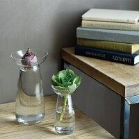 KINTOキントーAQUACULTUREVASEL830ml【アクアカルチャーべースフラワーベース花瓶ガラスキッチンおしゃれシンプルプレゼント電子レンジOKおしゃれクリアブルー】
