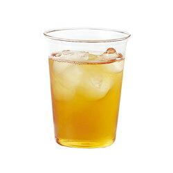 KINTOキントーCASTキャストアイスティーグラス350ml【グラスコップガラス食器キッチンおしゃれシンプルモダンカフェベーシック日常使い大きめスタッキングギフトプレゼント贈り物電子レンジOK】