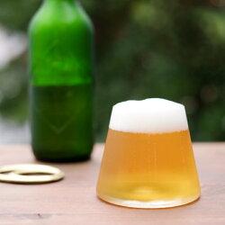 Sghrスガハラ富士山グラスビールグラス【グラスビアグラス富士山ギフト贈り物引き出物桐箱280ml日本製】