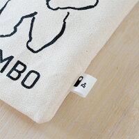CLASKAクラスカMAMBOフラットバネポーチビション・フリーゼ【ポーチ小物入れメガネケースペンケース化粧ポーチ犬かわいい】