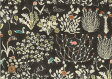 LIBERTYリバティプリント・つや消しラミネート(ビニールコーティング生地)<Yoshie>(ダークグリーン)MATLAMI3630278B リバティ ラミネート 生地 リバティ 生地