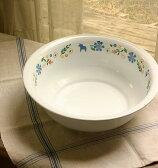 【アクシス/Akorat】アコラート ホーローお花ベイシン/洗面器|ホーロー製|ウォッシュベイシン|洗面器|ナチュラル雑貨|キッチン雑貨|ホウロウ雑貨|琺瑯