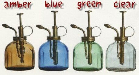 ダルトン グラススプレー 211 DULTON アンバー クリアー グリーン プルー ガラススプレー スプレー spray 霧吹き おしゃれ ガーデン ガーデニング おしゃれ アメ 透明 ガラス 花 DIY 用具 工具