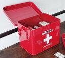【ポイント10倍中♪一部除外品有 5/20 9:59まで】 シンプル救急箱 救急箱 かわいい ナチュラル...