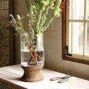花瓶 フラワーベース おしゃれ 陶器 クジャク 模様 壺 デザイン 大きな 大きい テラコッタピーコックベース