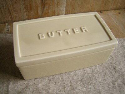 スタジオエム(スタジオM) キューブ バターケース バターケース バター入れ 陶器 シンプル 【あす楽対応】