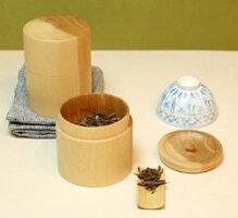 【送料無料】[ITUTU]茶筒(茶葉約100g用)