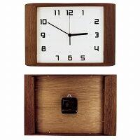 【送料無料】レトロクロック時計壁掛け掛け時計掛時計