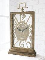 【送料無料】レスター・ウッデンクロック時計置き時計【COVENTGARDEN|コベントガーデン】