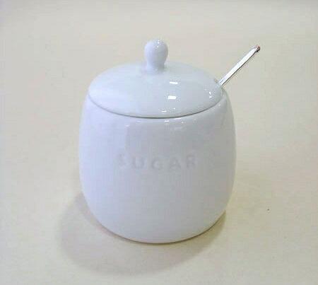 PL シュガーポット Sugar シュガー 陶器 ロロ LOLO
