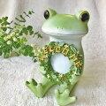 【予算千円】縁起物のカエル。玄関先にちょこんと飾っておけるものは?