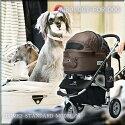 送料無料ペットカートエアバギーフォードッグドーム2MサイズAirBuggyforDogペットバギー三輪折りたたみ多頭用小型犬中型犬クランベリー