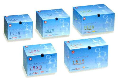 モイスキンパッド7510(滅菌済) 60袋入 外科用パット 7.5cmx10cm 19080 白十字