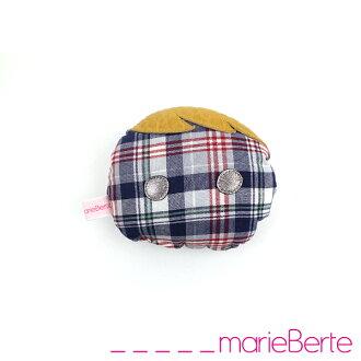 "marieBerte Marie belt Roger Family mini cushion (S) ""non-"" (22 MB-ROGER-S) 0.3"