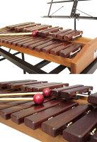 コオロギシロフォン卓奏用木琴ECO32-スタンドセット