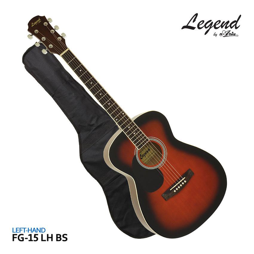 ギター, アコースティックギター Legend FG-15 LH BS FG15