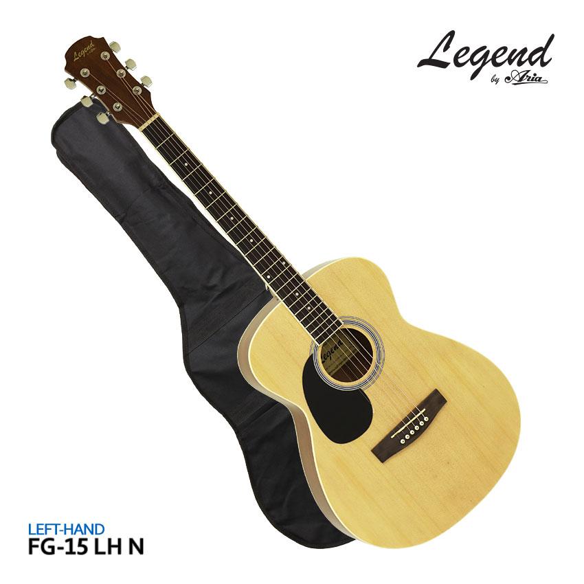 ギター, アコースティックギター Legend FG-15 LH N FG15