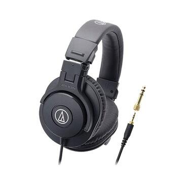 audio-technica モニターヘッドホン ATH-M30x 【プロフェッショナルモニターヘッドホン】 オーディオテクニカ【ラッキーシール対応】