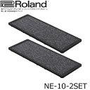 【送料無料】Rolnad(ローランド)電子ドラム用 防振・滑り止めアイテム ノイズイーター NE-10 2枚セット