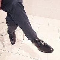 【定番】【24.5-27.0cm】MOGSメンズ靴ビジネスシューズストレートチップ通勤軽量滑りにくいソールカップインソール洗える中敷きブラック安い履きやすいビジネスインジェクション壊れにくい24.525.025.526.026.527.0メスリエ