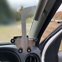 キャラバン NV350 CARAVAN 運転席側 スマホホルダー