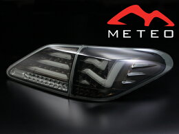 【METEO】LEXUSRX270RX350RX450hファイバーLEDテールランプオールクリア