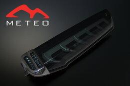 【METEO】流れるウィンカー仕様NOAH(ノア)/VOXY(ヴォクシー)/ESQUIRE(エスクァイア)専用ファイバーLEDテールランプオールスモークTY-ZR80-SGNC