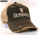 【ギネスビール公式製品】Guinness帽子メッシュ