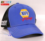 2017年【NAPA NASCAR】ドライバー・ピットクルー帽子(実物品)チェイス・エリオット(メッシュ)