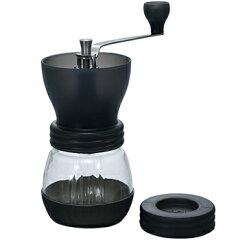 【メール便不可】HARIO ハリオ セラミックコーヒーミル スケルトン MSCS-2TB本格的にコーヒーを...
